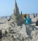 Castle Sand Sculpture